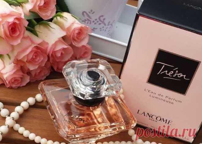 ༺🌸༻Основные ароматы женских духов Трезор