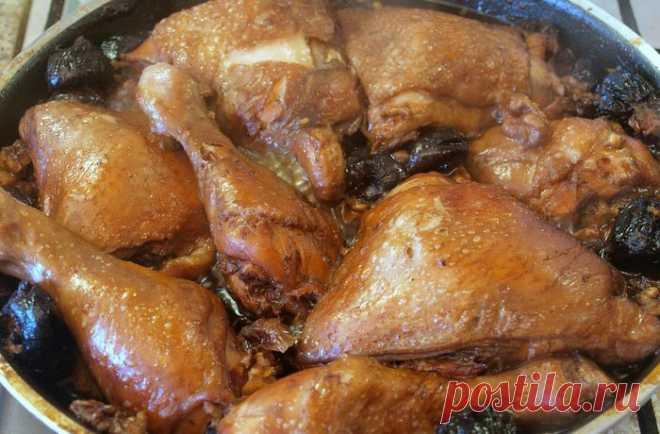 3 рецепта вторых блюд с курицей