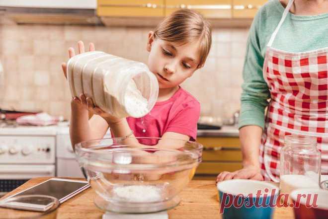 Как отмерять продукты без весов