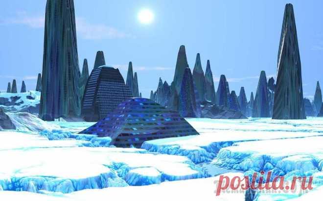 Ледниковые периоды Земли — прошлые и будущие Лёд — это целый мир, чуждый и враждебный всему живому. Сказочно прекрасная, серебристая под лучами Луны, ослепительно белая и голубая днём, эта фальшивая, ненадёжная твердь, образующая горы, арки, баш...