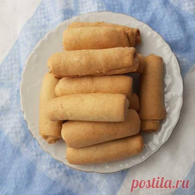 Бармак - это, пожалуй, самое вкусное печенье, что я пекла когда-либо. | ПироговО | Яндекс Дзен