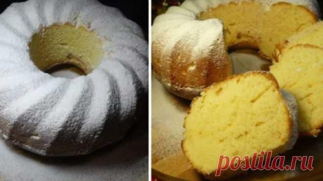 Коли гості на порозі! Італійський пиріг «12 ложок» • журнал Коліжанка