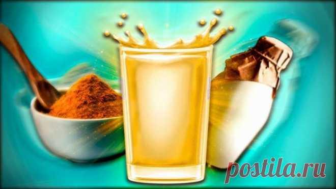 Напиток здоровья и молодости йогов