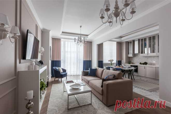 Квартира с отделкой в премиум-сегменте - это реально   Премиум-квартал RedSide   Яндекс Дзен