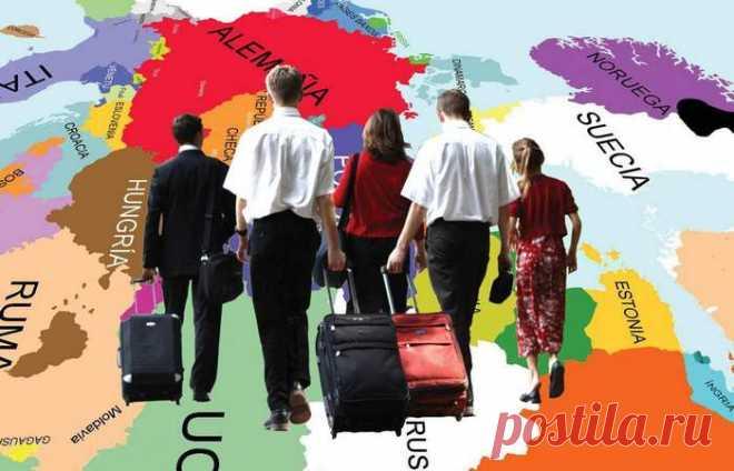 10 стран, эмигрировать в которые проще простого