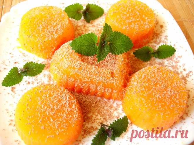 варенье апельсиновое из тыквы