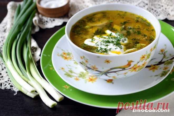 Грибной суп из шампиньонов: рецепт с фото   InfoEda.com