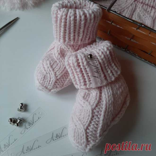 Идеальная резинка спицами | Anna&Vera handmade | Яндекс Дзен
