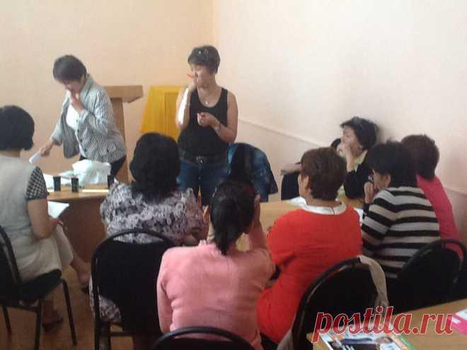 Первая школа по маркетингу в городе Кызылорда !