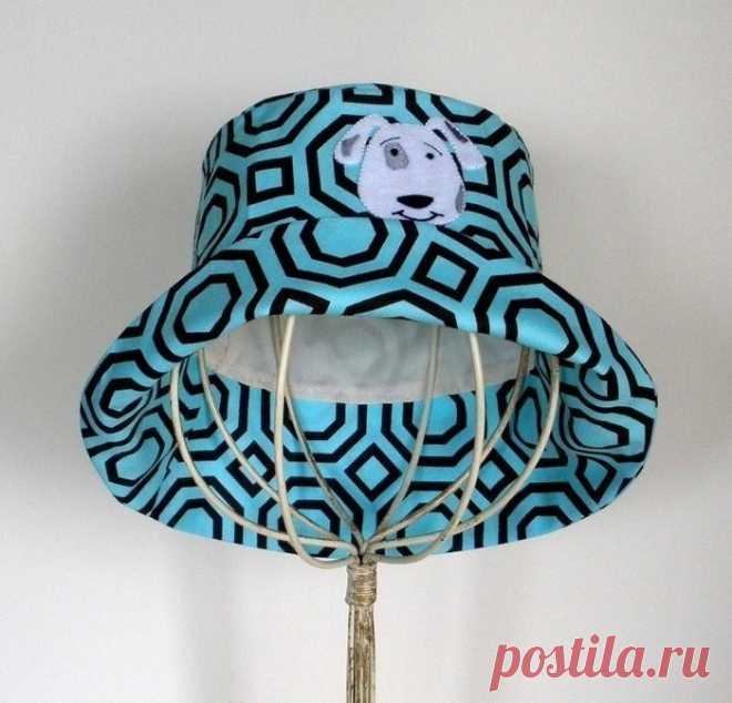 Летние шляпки для пляжа: выкройки — Сделай сам, идеи для творчества - DIY Ideas
