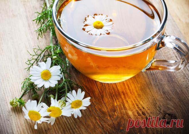 Чай для сна - лучшее лекарство от бессонницы