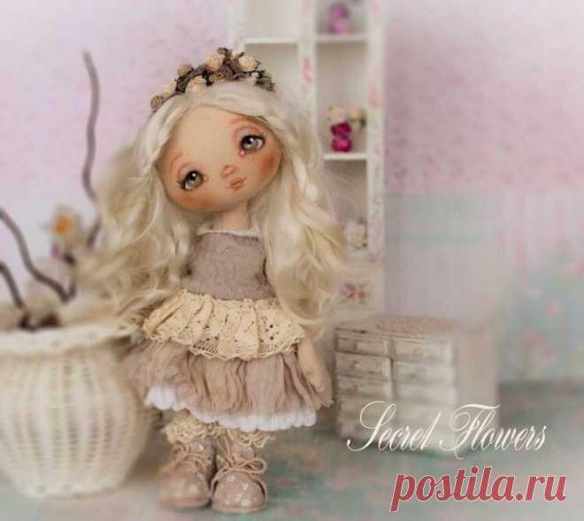 Куколки с выкройками