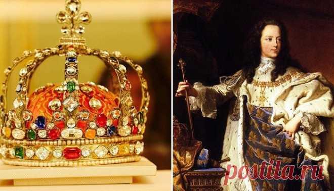 La corona inestimable de Liudovik XV: la historia del brillante más hermoso en el mundo   el Diablo toma Esta corona reconocida por un de más magnífica en el mundo, era fabricada para la coronación de Liudovik XV de 12 años, que ha subido al trono Francia en 1722. Ha quedado vivo de milagro en los tiempos de la revolución francesa, cuando casi todos los atributos del poder les monárquico eran destruidos. Sin embargo, dos brillantes famosos de ella eran quitados y vendidos, y a su lugar son puestos los cristales. Ahora este admirable...