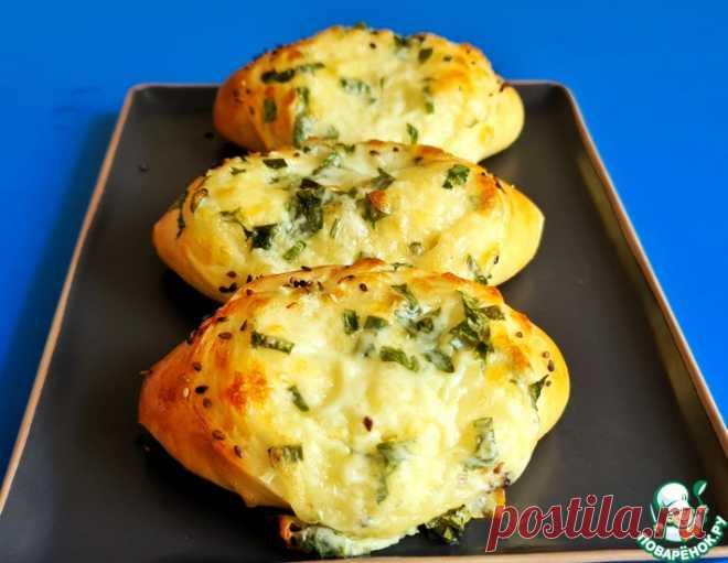Лодочки с сыром – кулинарный рецепт