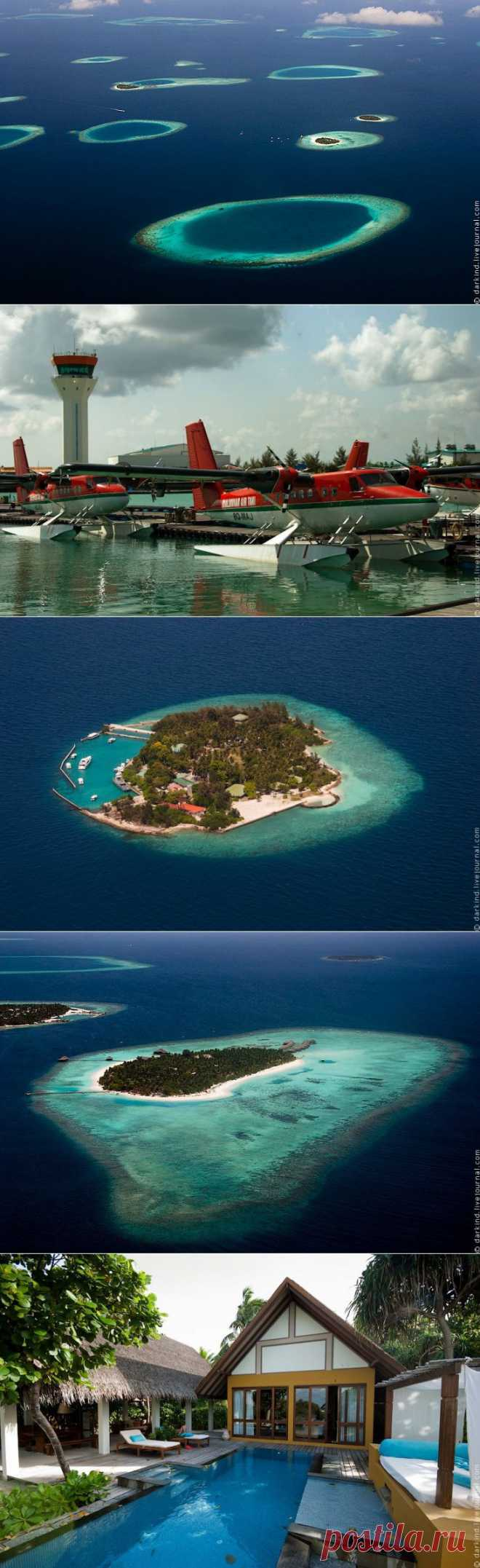 >> Maldives from height | the NEWS PHOTO
