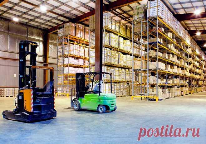 Павел Лисицин о создании мест хранения переизбытка товаров