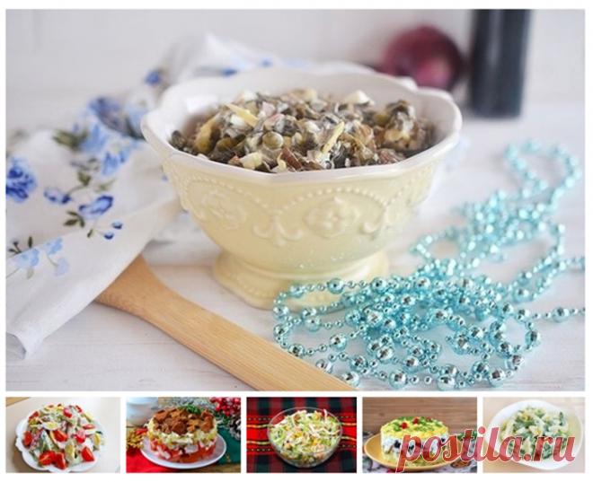 Подборка весенних салатов: 6 рецептов