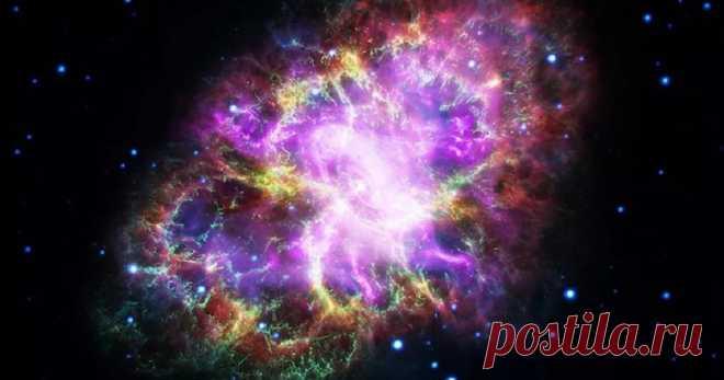 2-7-21-Ученые разгадали загадку ярчайшей вспышки в небе Она освещала небо 23 дня, а ночью была видна еще как минимум два года после появления.
