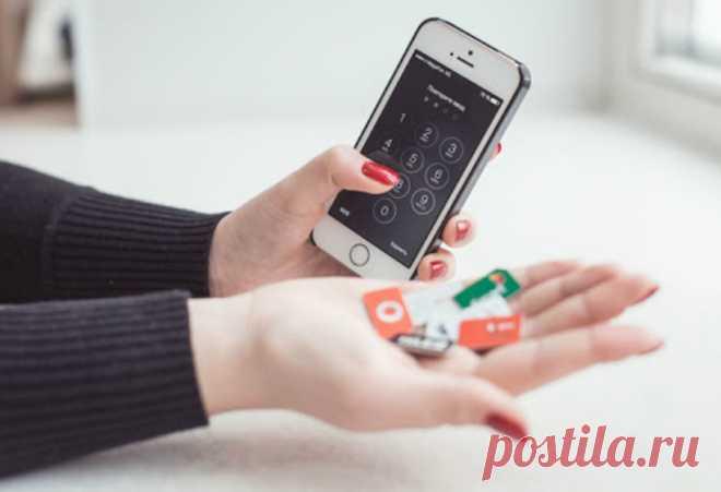 (184) Как не стать жертвой мошенничества с SIM-картами - Лошкарева Ирина Владимировна, 08 февраля 2020