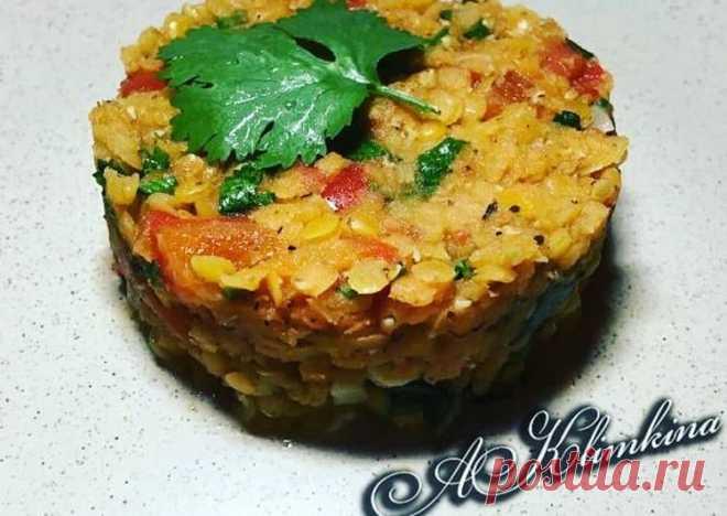 (6) Чечевица красная с овощами - пошаговый рецепт с фото. Автор рецепта Albina Klimkina . - Cookpad