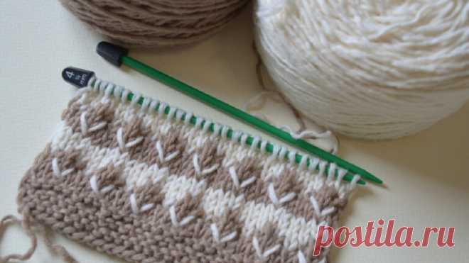Сайт по вязанию спицами и крючком | Вяжем Тут