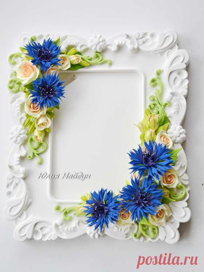 FlowerTree. Букеты и цветы из полимерной глины