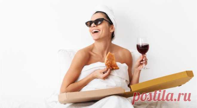 Вино перед сном так же эффективно для похудения, как час в спортзале - Образованная Сова