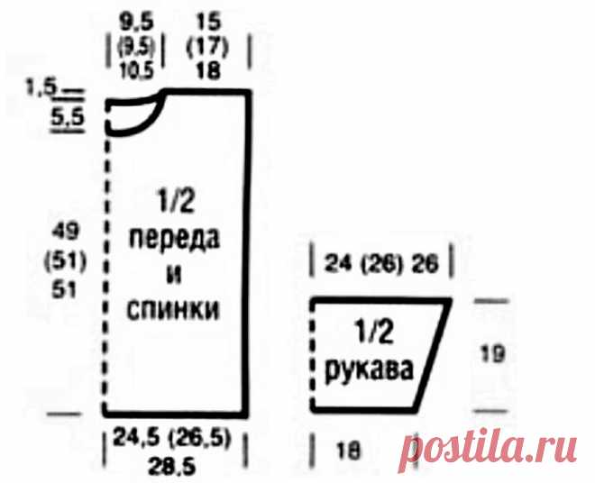 Красивые ажурные джемперы с короткими рукавами (с описанием вязания) | Идеи рукоделия | Яндекс Дзен