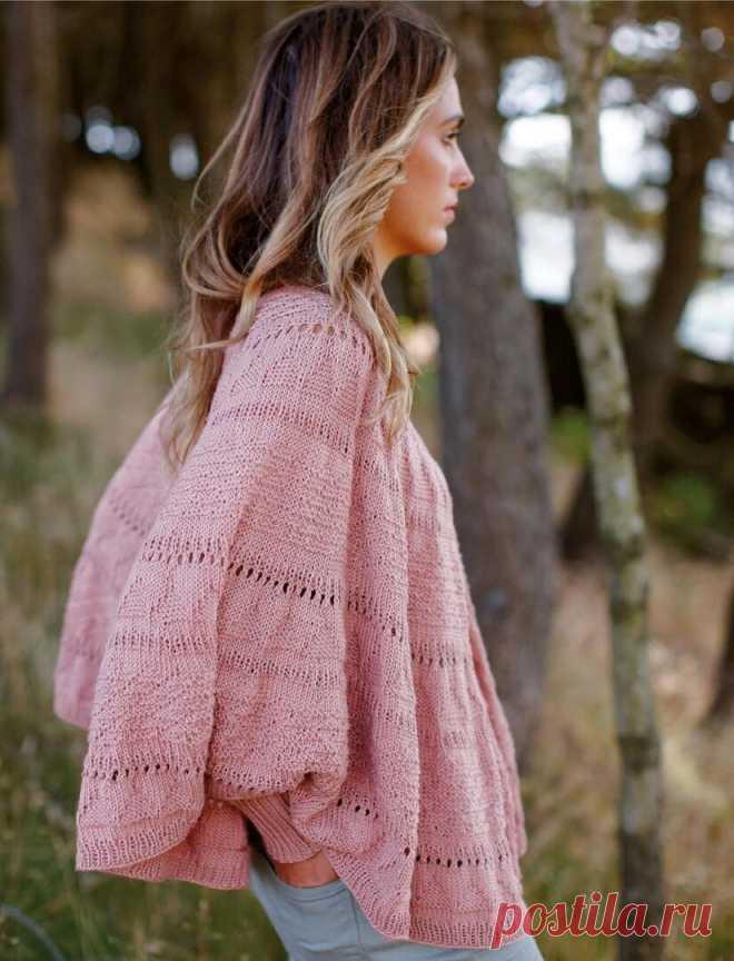 Современные и стильные модели одежды связанные спицами | Ирина Буланова | Яндекс Дзен