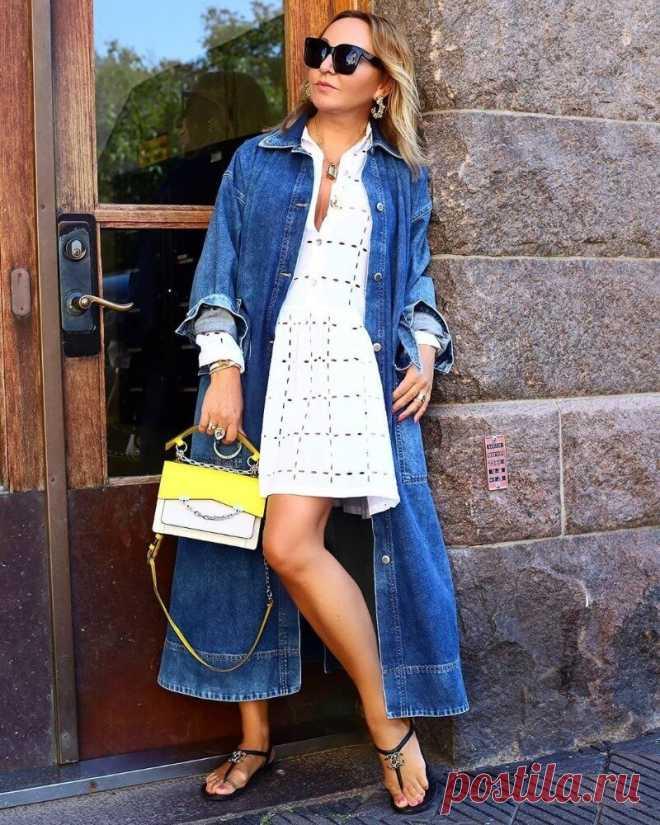 Как этим летом носят платья-рубашки в Европе и почему нам стоит перенять модный тренд   Модная лаборатория   Яндекс Дзен