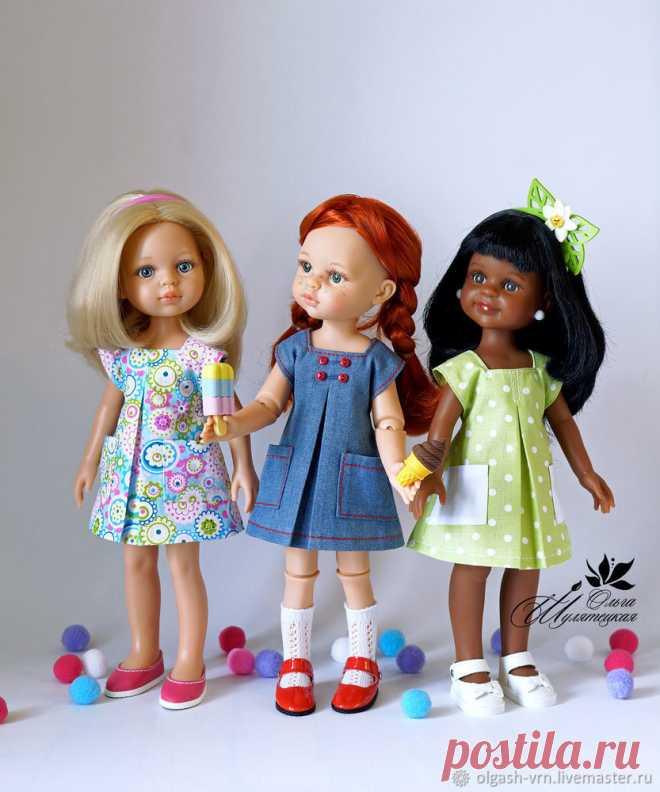 Одежда, обувь, аксессуары для кукол для начинающих и профессионалов на Ярмарке Мастеров | Журнал Ярмарки Мастеров