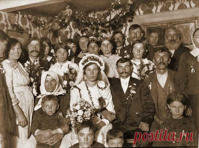 В поисках утраченного: какими были свадьбы наших предков?