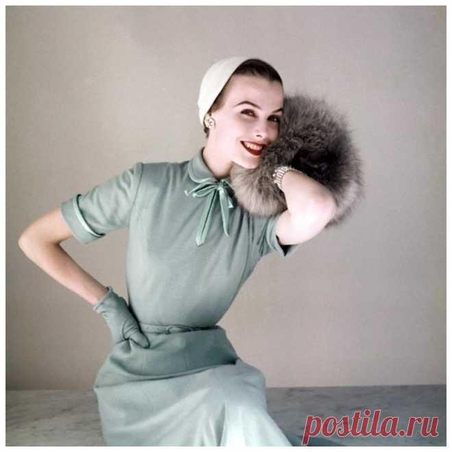 Lillian Marcuson  1952 Photo by John Rawlings