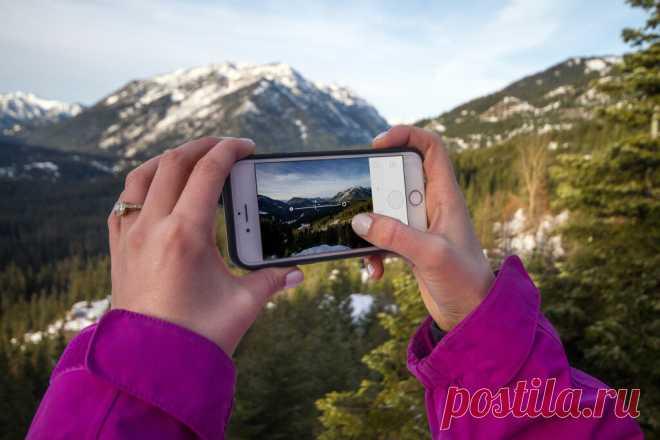 Как научиться снимать красивые кадры на смартфон и почему мало кто использует эти простые хитрости   Болтай