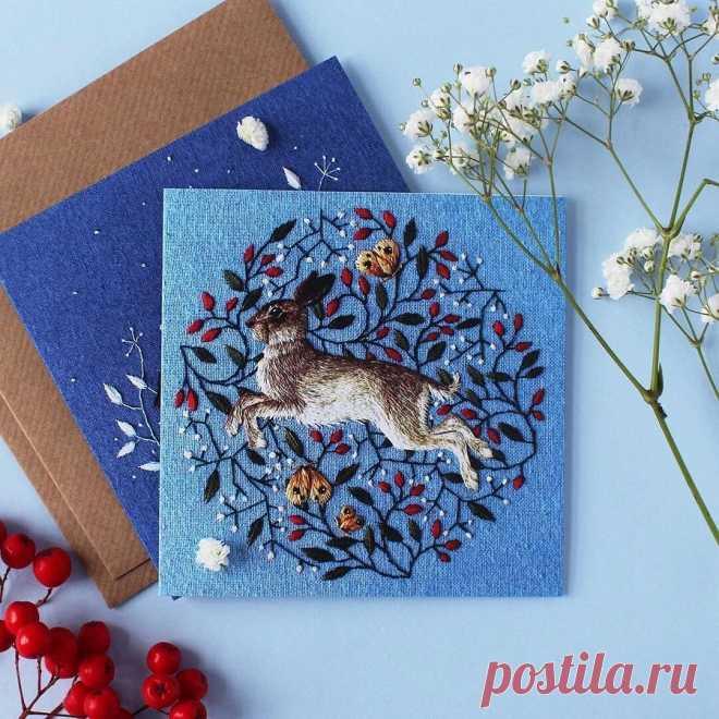 Buen trabajo: instagram hecho a mano de la semana - Talleres en BurdaStyle.ru