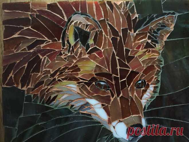 Fox Mosaic (Page 3) - Line.17QQ.com