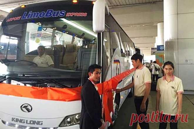 Как добраться из аэропорта Дон Муанг в Бангкоке до Каосан Роуд и парка Лумпини - ПаттайяТайланд.ру 2015