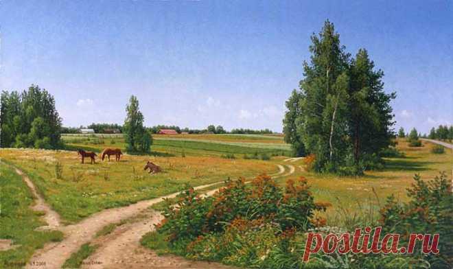 Artist Zoryukov Alexander Vasilyevich 4th part