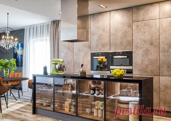 Кухня, совмещенная с гостиной, или изолированная: как выбрать подходящий вариант? | Академия Уюта Командор | Яндекс Дзен