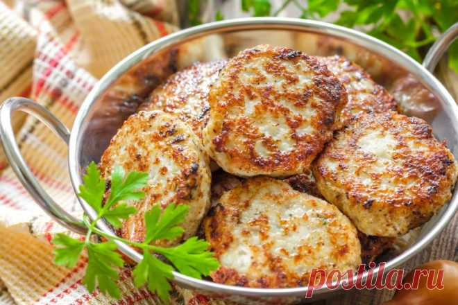 Куриные котлеты — 11 вкусных рецептов приготовления - Все обо Всем