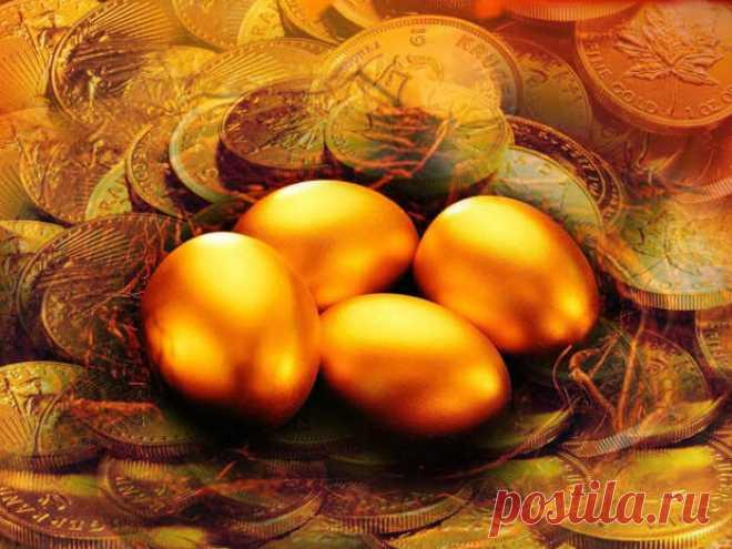 Заговор на яйцо, чтобы жить богато | Женские секреты
