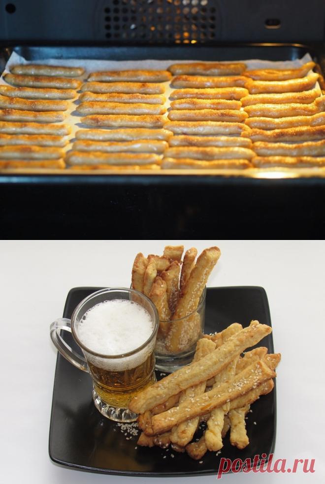 Печенье на пиве с маргарином: простой рецепт с фото