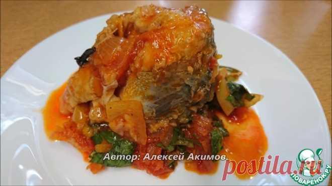Рыба под маринадом Кулинарный рецепт