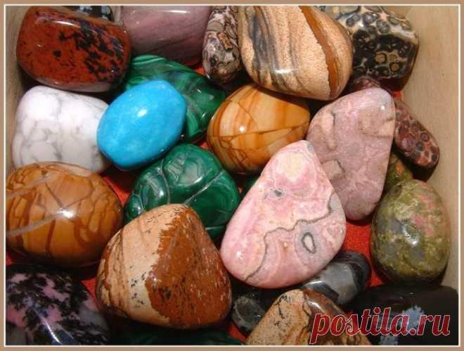 натуральные камни фото с характеристикой