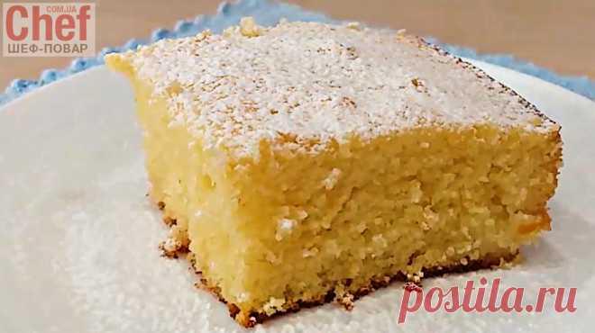 Очень вкусный и ароматный манник / Десерт / Рецепты / Шеф-повар – простые и вкусные кулинарные рецепты, фото-рецепты, видео-рецепты