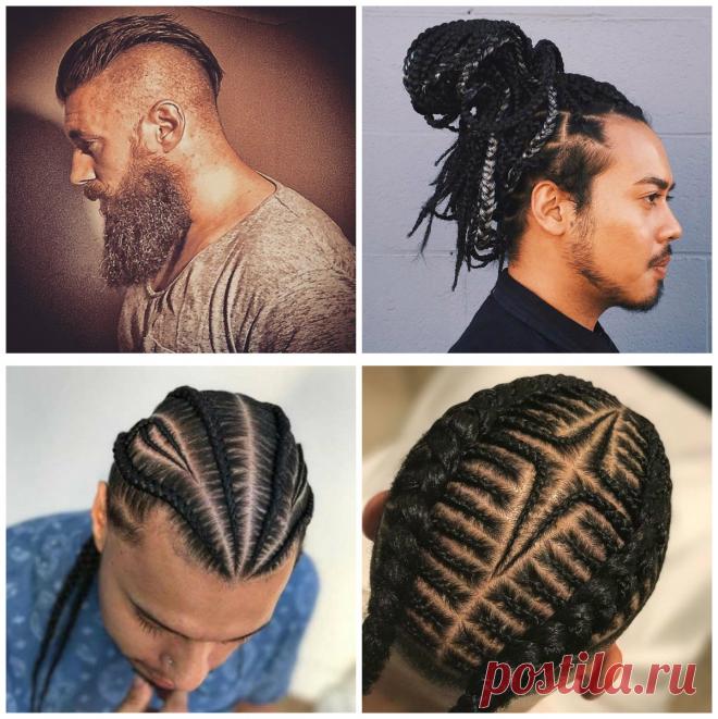 Imagenes De Peinados Con Trenzas Para Hombres Ideas De Peinado
