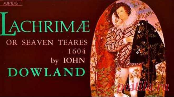 Dowland - Lachrimae or Seaven Teares (reference recording: Hespèrion XX\/Jordi Savall)