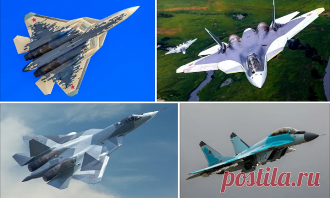 Обновление парка истребителей России за 10 лет (2010...2020)| На вооружение поставлены: Су-27СМ3, Су-30М2, Су-30СМ, Су-35С, МиГ-29СМТ, МиГ-29К, МиГ-29УБ, МиГ-29КУБ, МиГ-35, Су-57. Всего с 2010 по 2020 год Министерство Обороны получило 291 новый истребитель. На начало 2021 года парк боевых истребителей со сроком службы менее 15 лет насчитывает 321 единицу