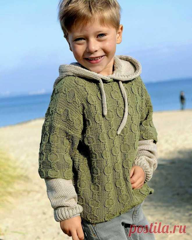 Вяжем пуловеры для мальчиков! Идеи + описание!   Вяжем, лепим, творим, малюем)   Яндекс Дзен