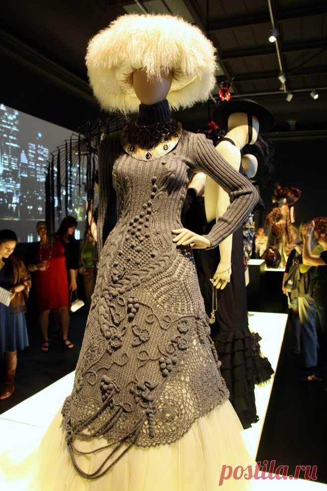 Moda de Jean Paul Gaultier... Discussão sobre LiveInternet - Russian Online Diaries Service